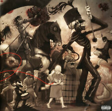 My Chemical Romance - The Black Parade 2 x LP - Etched Vinyl Album - EMO RECORD