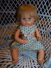 Vintage Amer Char Doll 8 1/2� Jointed Original clothes