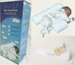 Bella Luna Baby Sleep Pillow ® For ANTI REFLUX, FLAT HEAD, SUPPORT + FREE GIFTS!