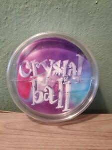 Prince Crystal Ball 4 CD Set Original Round Case NPG RARE