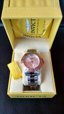 NEW Men's INVICTA 14049 Pro Diver Japanese Quartz Two Tone Rose Gold Bezel Watch