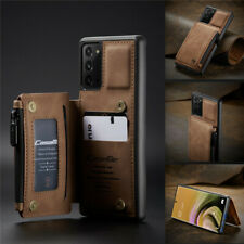 For Samsung Note 20 Ultra Note 20 Case Leather Flip Wallet Card Phone Back Cover