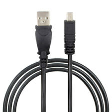 USB PC Data Sync Cable Cord Lead For GE Camera X500//W X500TW X 500/S/SL X500BK