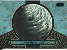 Star Wars Galactic Files 2 Blue Parallel Base Card #691 Cato Neimoidia