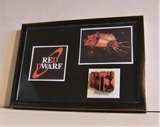 SCIFI Red Dwarf TV Show Space Ship Part Prop Raumschiff Model Teil 1991 + COA
