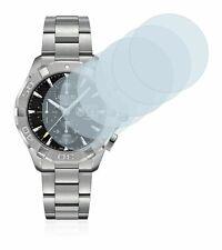TAG Heuer Aquaracer (43 mm) ,  6x Transparent ULTRA Clear Screen Protector
