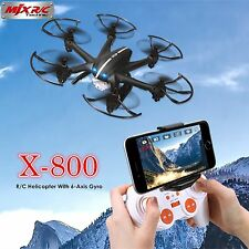MJX X800 Wifi FPV Mini Drone C4015 720P Camera Quadcopter Plane Hexacopter IR RC