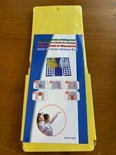 T-Shirt Clothes Organizer Folder Magic Fast Laundry Folding Board Kids Home