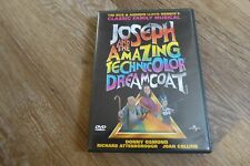 "DVD - ""Joseph and the Amazing Technicolour Dreamcoat""  -  Rating E"