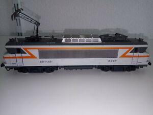 loco électrique BB 7201 SNCF Roco ref 4199