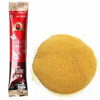 [Geumsan] Healthy Korean 6-year-Red Ginseng Extract Powder-Stick Type 40 bags