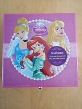 Disney Princess Book Box, Disney, 7 Books