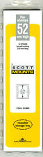Scott Mount 52 x 215 mm (935; Black)