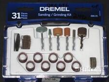 Dremel sanding grinding kit 31 pieces bit set