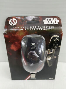 Star Wars Special Edition Wireless Computer & Laptop Mouse HP Product