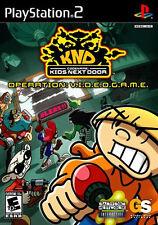 Codename: Kids Next Door Operation: V.I.D.E.O.G.A.M.E for PS2
