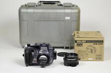 Sea & Sea Sub case DX-2G + DX-1G wide converter + Rigid Suitcase