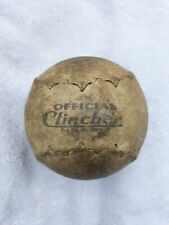 Vintage Debeer Official Clincher Softball. No. F12-12in