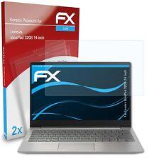 atFoliX 2x Screen Protector voor Lenovo IdeaPad 320S 14 inch duidelijk