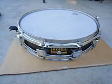 """Tama 14"""" 14x3-1/4 10 Lug Piccolo Snare Drum Wood Made in Japan"""