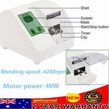 Dental High Speed Digital Capsule Mixer Amalgamator Amalgam 40w 4200rpm