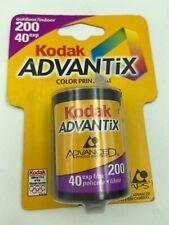 Kodak Advantix 200 COLOR PRINT FILM - Expired