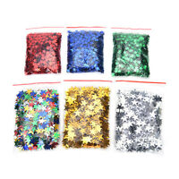 Wedding Sparkle Scatter Stars Table Confetti Foil Birthday Party Decor MaJCB Gn