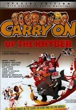 Carry on up The Khyber 1968 Adventure Comedy Movie Film DVD Region 2