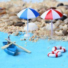 Miniature Beach Umbrella with Beach Chair  (USA SELLER FAST SHIPPING)
