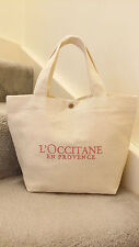 L'Occitane Small Tote / Carrying Bag - Authentic