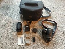 Canon EOS Rebel T1i / EOS 500D 15.1MP Digital SLR Camera with Lots of Extras
