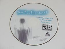 Ghost in the Sheet - early computer PC point and click adventure game NEAR MINT