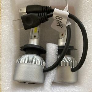 ampoule led h7 ventilé 8000k