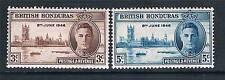 British Honduras 1946 Victory SG 162/3 MNH