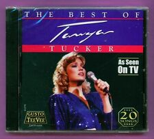 Tanya Tucker - The 20 Best Of 1972-81 As Seen On TV - 1992 Sony NEW CD