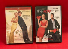 How To Loose A Guy In 10 Days & The Ugly Truth 2 DVDs Romantic Comedy Valentines