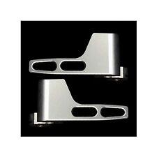 2005-2014 FORD MUSTANG BILLET INTERIOR DOOR HANDLES SATIN FITS V6 GT COBRA