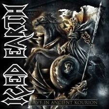 Iced Earth - Live in Ancient Kourion [New Vinyl LP]