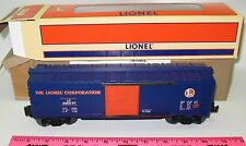 """New Lionel 6-19953 """"6464-97"""" Lionel Railroader Club Boxcar"""