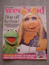 Weekend Magazine, Muppets, Tristan Gemmill, Bill Turnbull,Sue Cook, Hairy Bikers