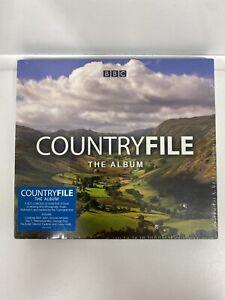 COUNTRYFILE - THE ALBUM V/A 4CDs (NEW/SEALED) Coldplay Elton John Fleetwood Mac