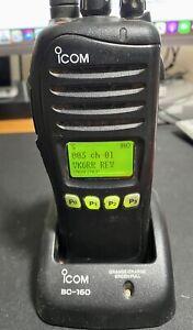 ICOM IC-F3163S VHF HANDHELD TRANSCIEVER - AMATEUR 2M
