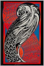20x30 Poster Moby Grape Filmore Auditorium 1967 #MG1