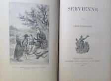 SERVIENNE BARRACAND LEON 1886 ill.de Kauffmann-relié