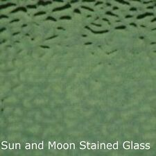 Wissmach Stained Glass Sheet Em287 - Sage English Muffle Stained Glass Sheet