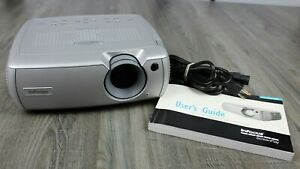 InFocus ScreenPlay 5000 Projector HDTV 1270 x 720 Resolution Tested No Remote