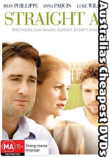 Straight A's  DVD NEW, FREE POSTAGE WITHIN AUSTRALIA REGION 4
