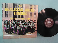 The McClellan-Akers Singers of Greater Kansas City, Savoy Records MG 4290 Gospel