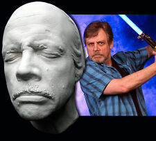 Mark Hamill Star Wars Luke Skywalker Life Mask Mustache Older Wiser Jedi