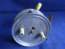 """A NICE VINTAGE DINGLEY 4"""" MAGPIE CENTREPIN SPINNING SALMON REEL"""
